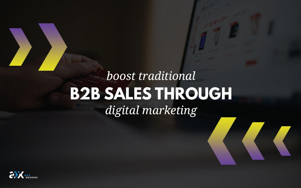 boost b2b sales
