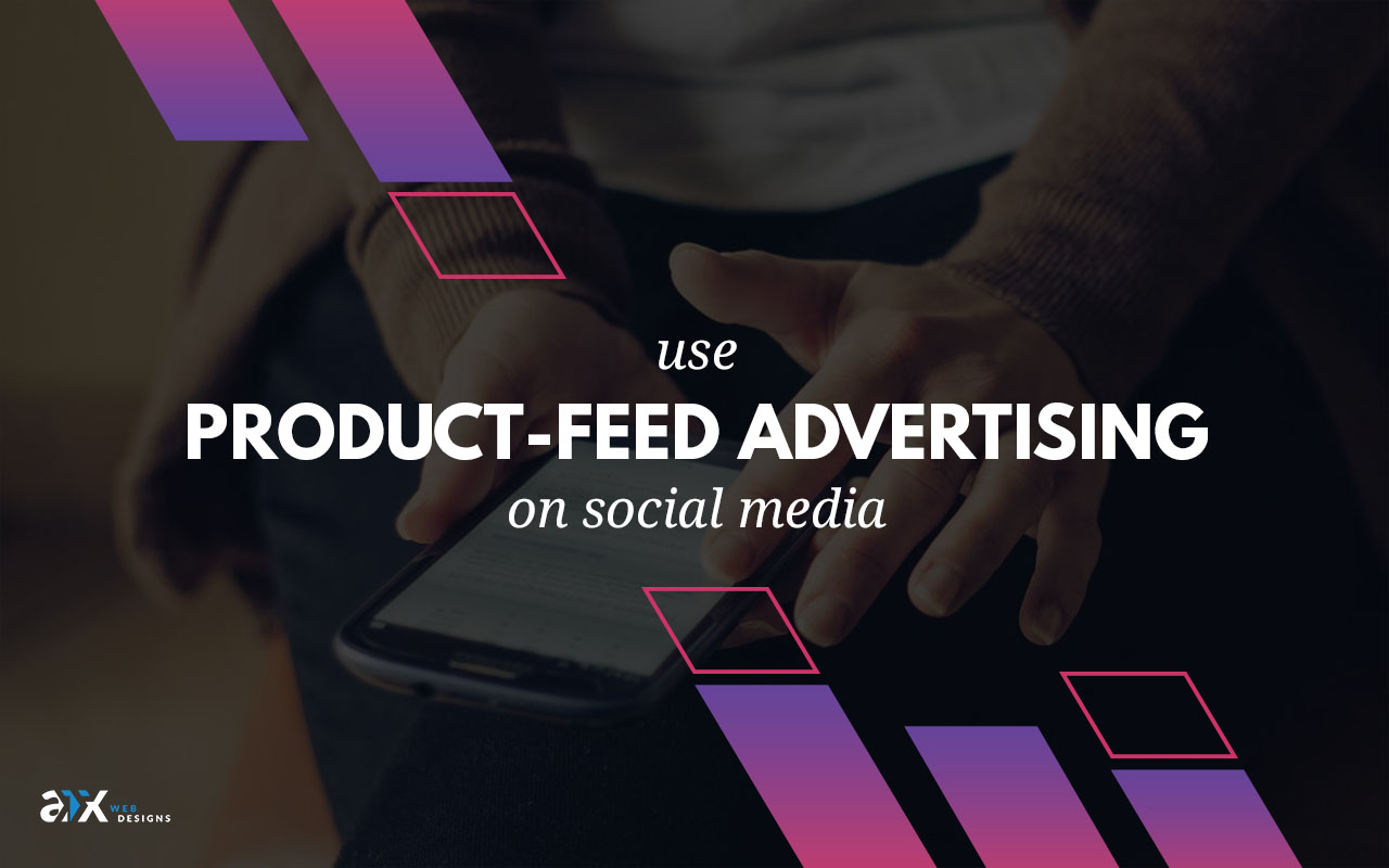 product feed advertising