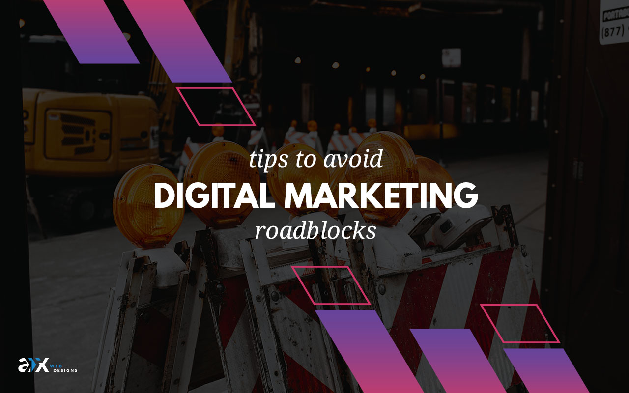 digital marketing roadblocks