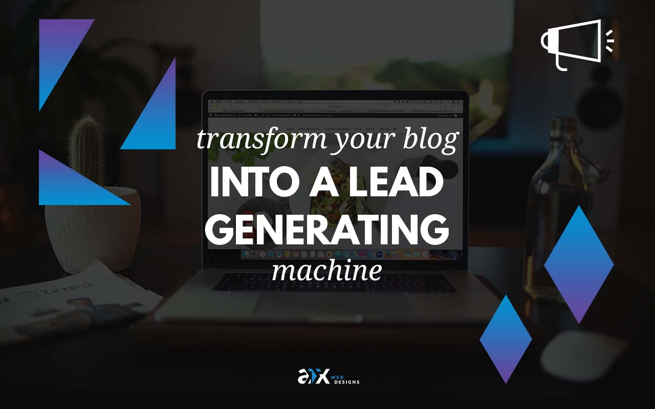 transform your blog