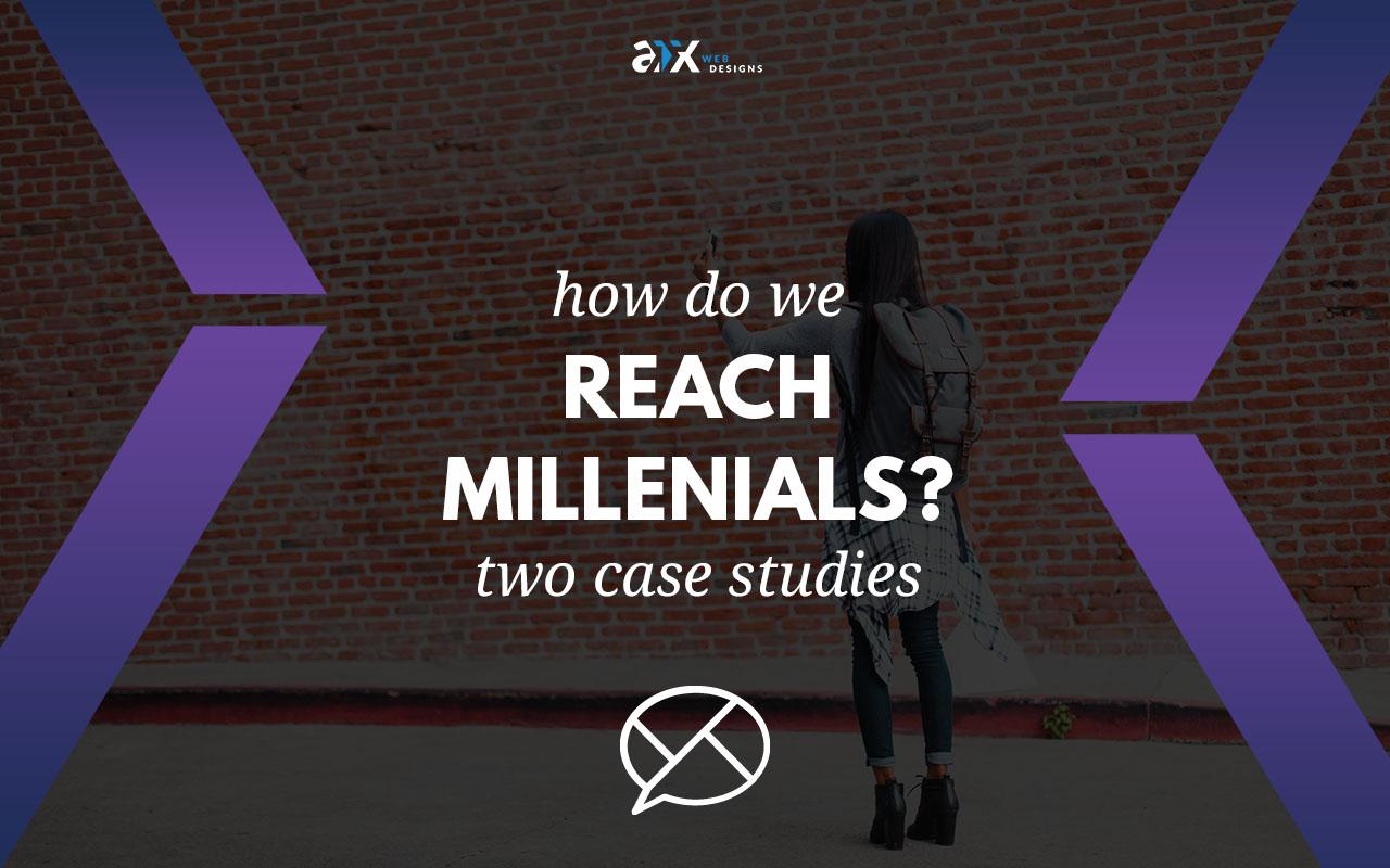 reach millenials