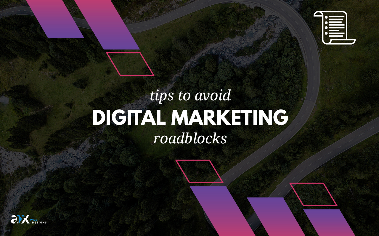 marketing roadblocks