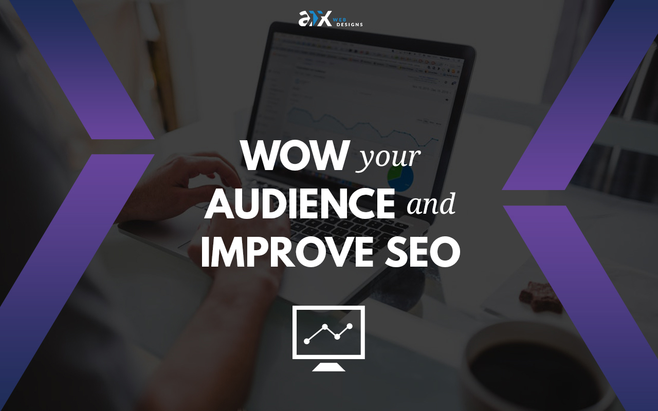 wow audience improve seo