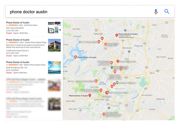 Austin_reviews_w_googlemaps_franchise_graphic