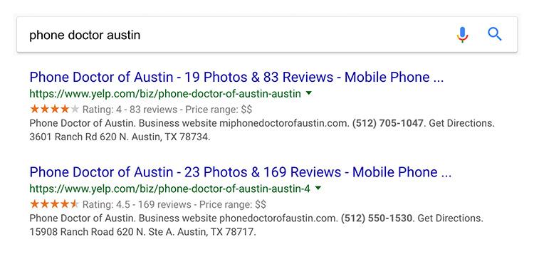 Austin_reviews_yelp_franchise_graphic
